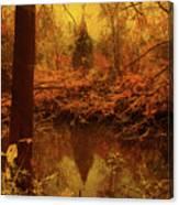 The River's Echo Canvas Print