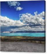 The Road To Bear Lake Canvas Print