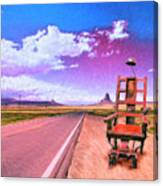 The Road To Perdition Canvas Print