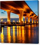 The Roosevelt Bridge Canvas Print