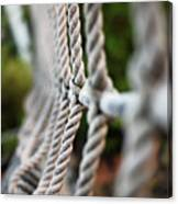 The Rope's Canvas Print