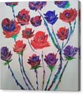 The Rose Series Canvas Print