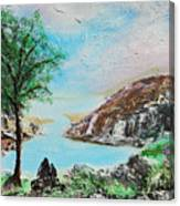 The Rowan Tree Canvas Print