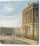 The Royal Crescent Canvas Print