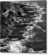The Rugged Beauty Of The Oregon Coast - 4  Canvas Print