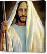 The Savior Canvas Print