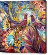 The Sea Wind Canvas Print