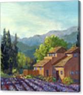 the Season Provence Canvas Print