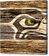 The Seattle Seahawks 2e Canvas Print