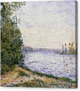 The Seine Near Canvas Print