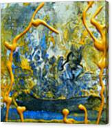 The Seven Sins- Greed Canvas Print