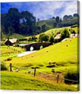 The Shire Canvas Print