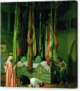 The Shrine Of Imam Hussein Canvas Print