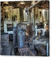 The Smithy Canvas Print