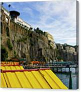 The Sorrento Coast Canvas Print