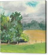 The South Field Canvas Print