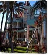 The Southernmost Hotel  Canvas Print