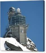 The Spinx Jungfraujoch Canvas Print