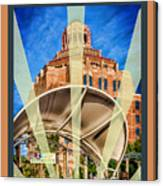 The Spirit Of Asheville Canvas Print