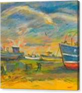 The Spirit Of Hastings Canvas Print