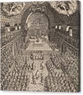 The States General Of France (les Etats Generaux De France) Canvas Print