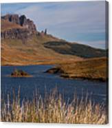 The Storr Canvas Print