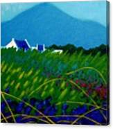 The Sugar Loaf County Wicklow Ireland Canvas Print
