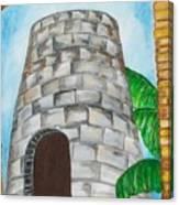 The Sugar Mill Canvas Print