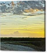 The Sugar Nursery - Panorama  Canvas Print