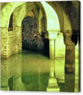 The Sunken Crypt Of San Zaccaria Canvas Print