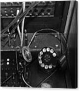 The Switchboard Canvas Print