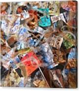 The Synergies Of Recycling Wastes And Intellects #3005 Canvas Print