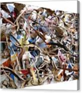 The Synergies Of Recycling Wastes And Intellects #511 Canvas Print