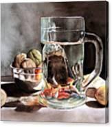 The Tea Cup Canvas Print