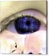 The Tear Canvas Print