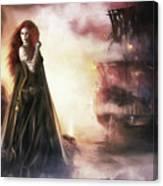 The Tempest Canvas Print