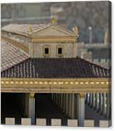 The Temple Of Solomon 1 Canvas Print