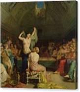 The Tepidarium Canvas Print