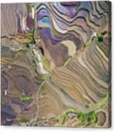 The Terraces Of Yuanyang China Canvas Print
