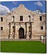 The Texas Alamo Canvas Print