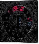 The Texas Rangers 1c Canvas Print