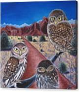 The Three Fates Canvas Print
