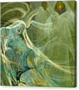 The Three Guardians Canvas Print