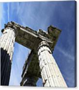 The Three Pillars Canvas Print