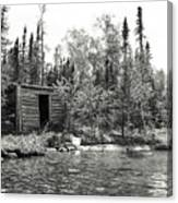 The Timeless Cabin Canvas Print
