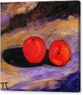 The Tomatoes  Canvas Print