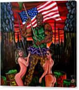 The Toxic Avenger Canvas Print