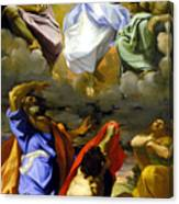The Transfiguration Of Our Lord Canvas Print