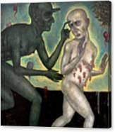 The Transmutation Canvas Print