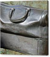 The Travellers Travel Bag Canvas Print